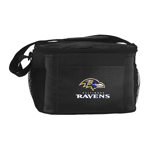 Kolder Baltimore Ravens 6-Pack Insulated Cooler Bag