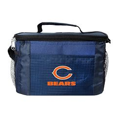 Kolder Chicago Bears 6-Pack Insulated Cooler Bag