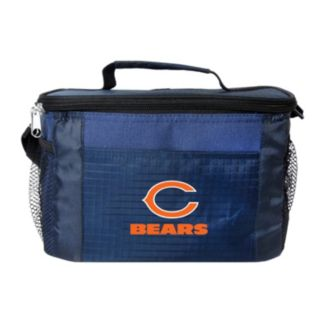 Kolder Chicago Bears 6-Pack Insulated Cooler Bag