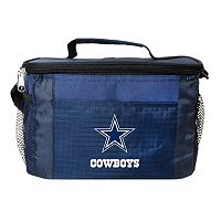 Kolder Dallas Cowboys 6-Pack Insulated Cooler Bag