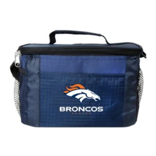 Kolder Denver Broncos 6-Pack Insulated Cooler Bag
