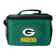 Kolder Green Bay Packers 6-Pack Insulated Cooler Bag