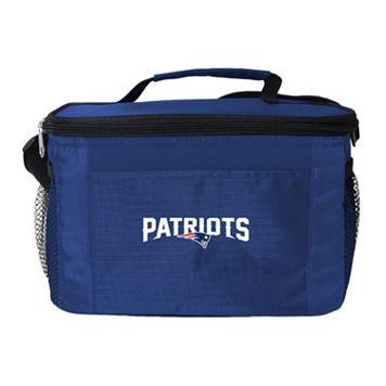 Kolder New EnglandPatriots 6-Pack Insulated Cooler Bag