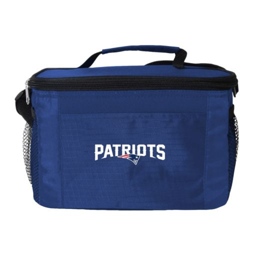 Kolder New England Patriots 6-Pack Insulated Cooler Bag