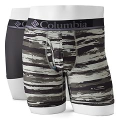 Men's Columbia 2-pack Omni-Wick Boxer Briefs