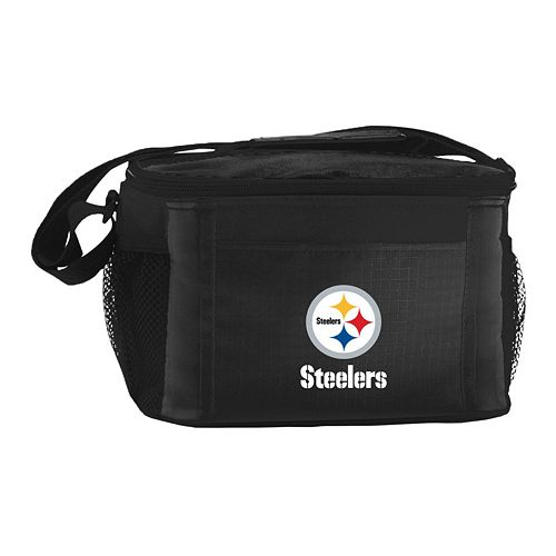 Kolder Pittsburgh Steelers 6-Pack Insulated Cooler Bag