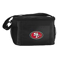 Kolder San Francisco 49ers 6-Pack Insulated Cooler Bag