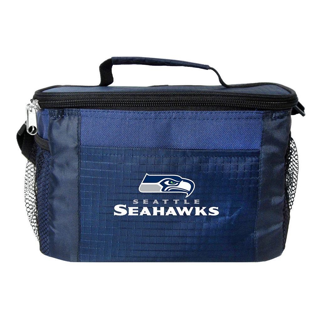 Kolder Seattle Seahawks 6-Pack Insulated Cooler Bag