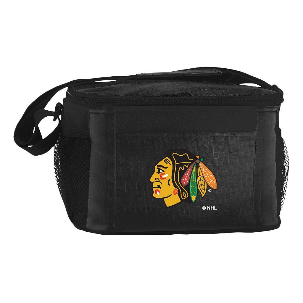 Kolder Chicago Blackhawks 6-Pack Insulated Cooler Bag