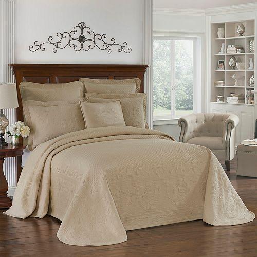 Historic Charleston Charles Matelassé Bedspread