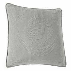 Historic Charleston Charles Matelassé Throw Pillow
