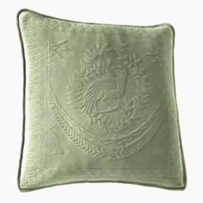 Historic Charleston Charles Matelassé Throw Pillow