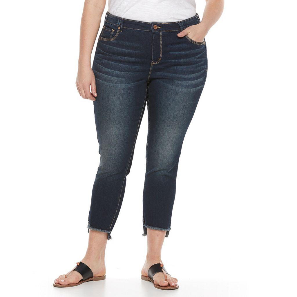Plus Size Gloria Vanderbilt Jordyn Curvy-Fit Jeans