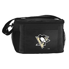 Kolder Pittsburgh Penguins 6-Pack Insulated Cooler Bag