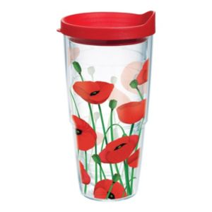 Poppies Tumbler by Tervis