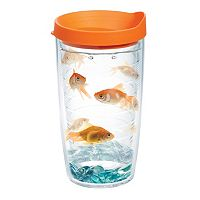 Goldfish Wavy Tumbler by Tervis
