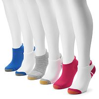 Women's GOLDTOE 6 pkLow-Cut Socks