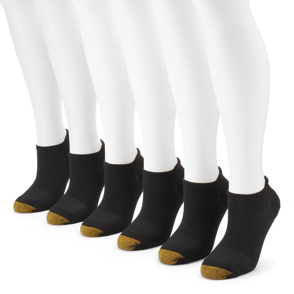 Women's GOLDTOE® 6-pk. Low-Cut Socks