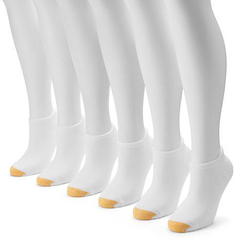 Women's GOLDTOE 6-pk. Low-Cut Socks