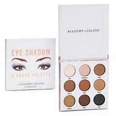 Academy of Colour 9 Shade Eyeshadow Palette