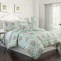 Waverly 4 pc Happy Festival Comforter Set