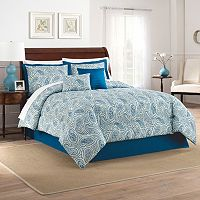 Traditions by Waverly 4 pc Paisley Proposal Comforter Set