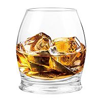 Qualia 2 pc Bourbon Glass Set