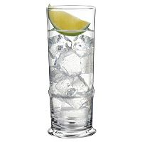Qualia Gin 2 pc Cocktail Glass Set