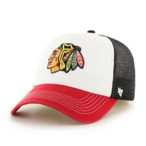 Adult '47 Brand Chicago Blackhawks Closer Fitted Cap