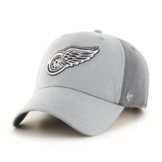 Adult '47 Brand Detroit Red Wings Northside Clean Up Adjustable Cap