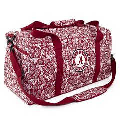 Alabama Crimson Tide Bloom Large Duffle Bag