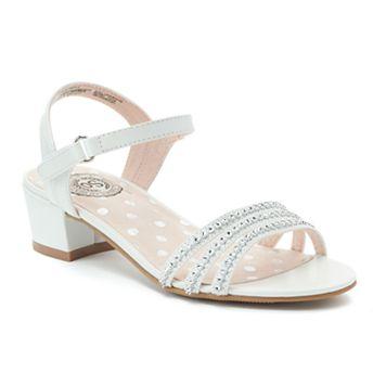 SO® Flora Girls' Dress Heels