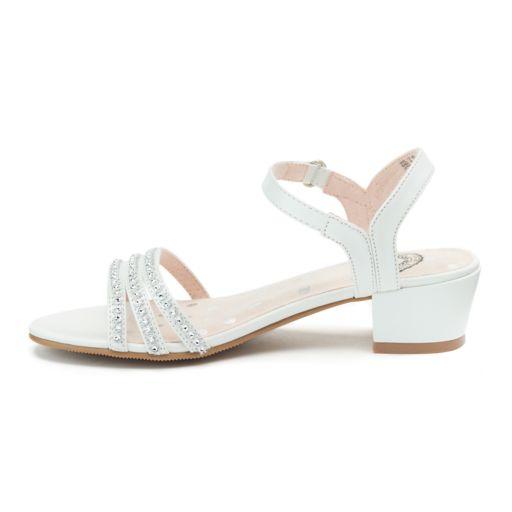 SO Flora Girls' Dress Heels
