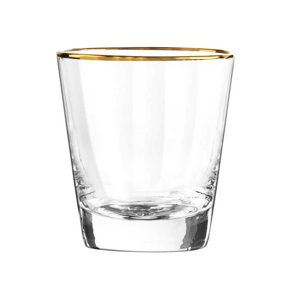 Qualia Dominion 4-pc. Double Old-Fashioned Glass Set
