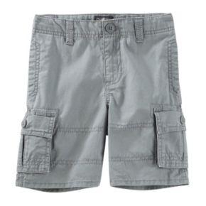 Baby Boy OshKosh B'gosh® Twill Cargo Shorts