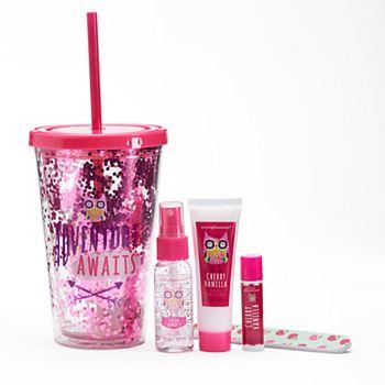 Simple Pleasures Cherry Vanilla Body Care Set