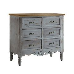Piper Distressed Accent Chest
