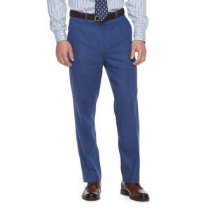 Men's Chaps Classic-Fit Linen Pants
