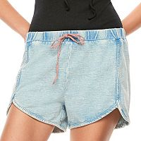 madden NYC Juniors' French Terry Shorts