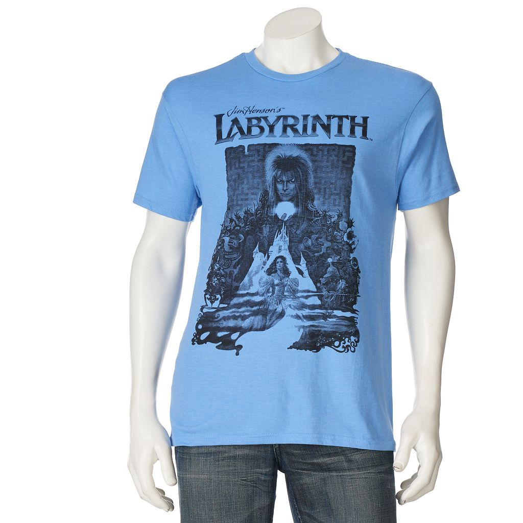 Men's Labryrinth Tee