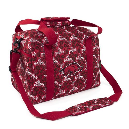 Arkansas Razorbacks Bloom Mini Duffle Bag