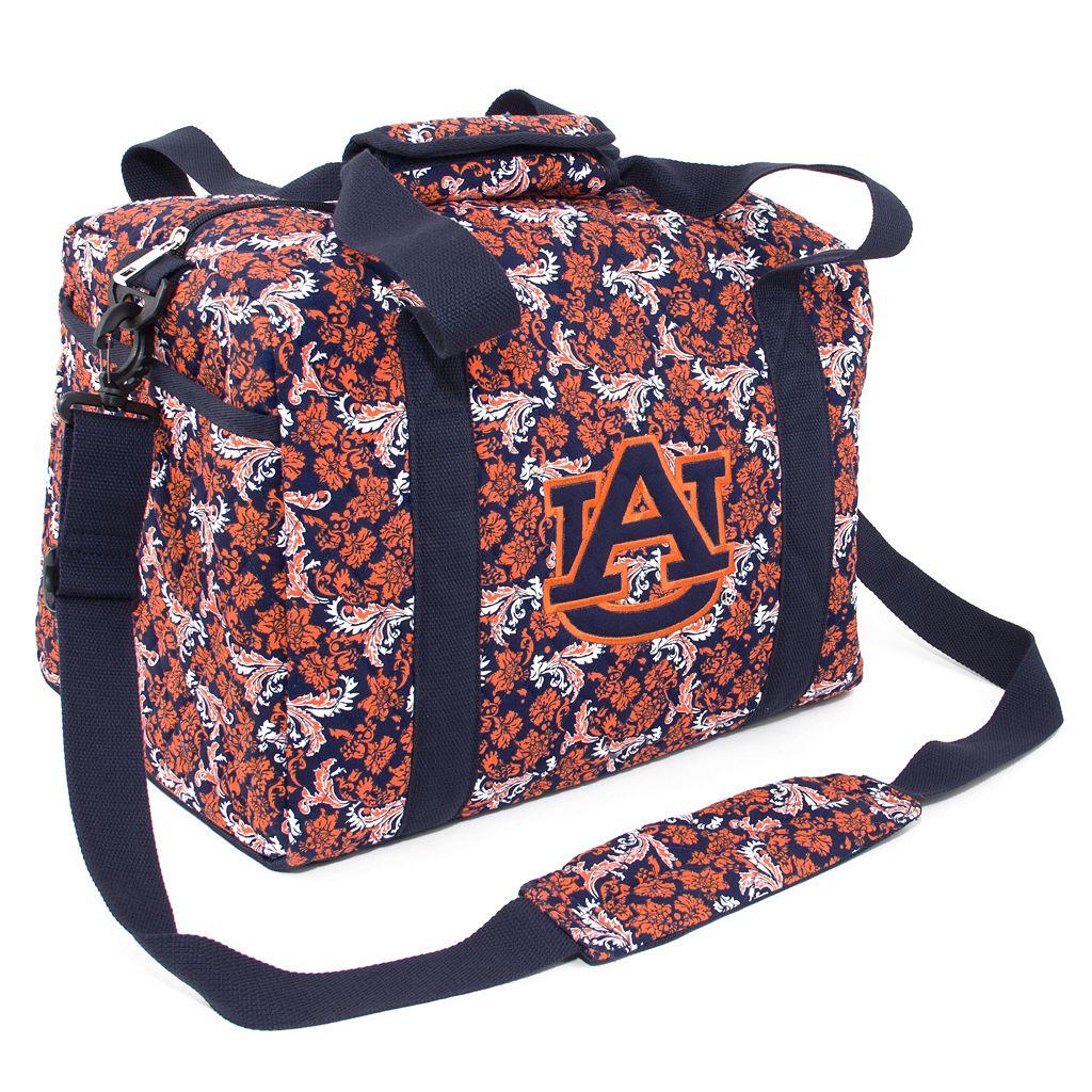 Auburn Tigers Bloom Mini Duffle Bag