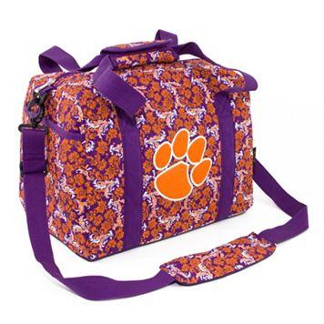 Clemson Tigers Bloom Mini Duffle Bag