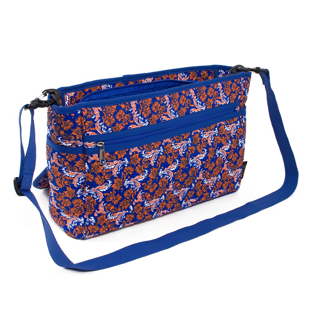 Florida Gators Bloom Mini Duffle Bag