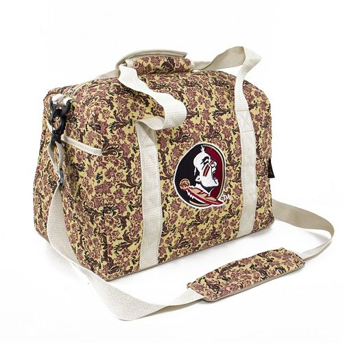 Florida State Seminoles Bloom Mini Duffle Bag