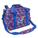 Kansas Jayhawks Bloom Mini Duffle Bag