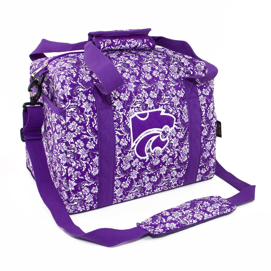 Kansas State Wildcats Bloom Mini Duffle Bag