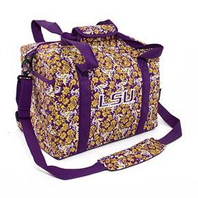 LSU Tigers Bloom Mini Duffle Bag