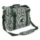 Michigan State Spartans Bloom Mini Duffle Bag