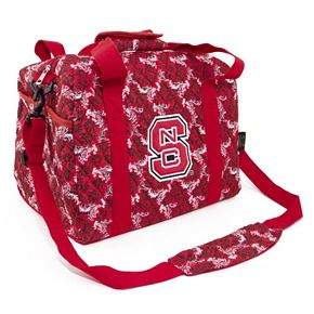 North Carolina State Wolfpack Bloom Mini Duffle Bag